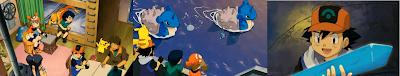 Pokémon - Temporada 9 - Película 9: Pokémon Ranger Y El Templo Del Mar