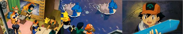 Pokémon Temporada 9 Película: Pokémon Ranger y El Templo Del Mar