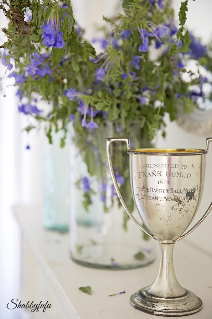 vintage trophy cup 1925