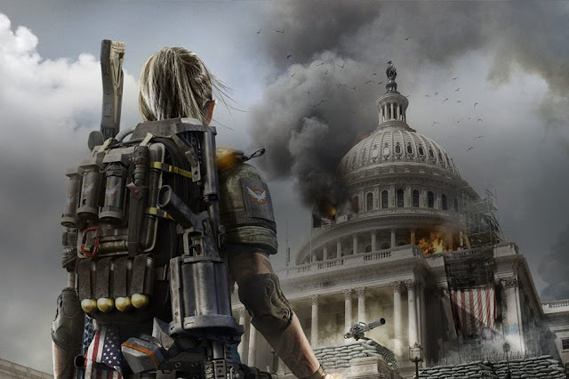 The Division 2 contaría con la Casa Blanca como base de operaciones
