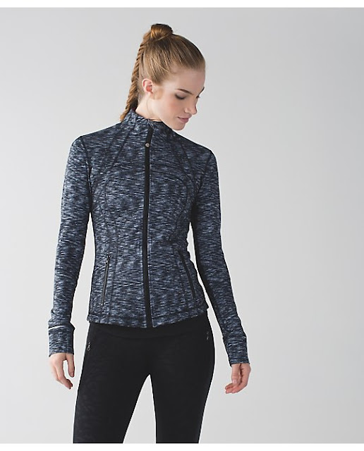 lululemon dramatic-static define jacket