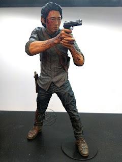 Toy fair 2018 McFarlane Toys The Walking Dead TV Action Figures