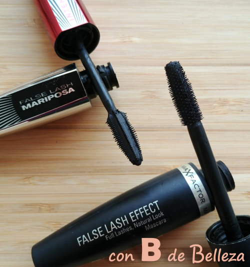 Mascara False lash Mariposa y Max Factor