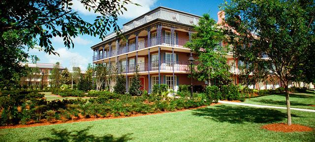 Hoteles de lujo en Disney Orlando
