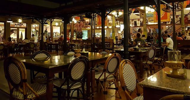 Seminyak Bali: Things to do restaurants