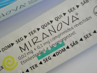 A pílula miranova® é segura?