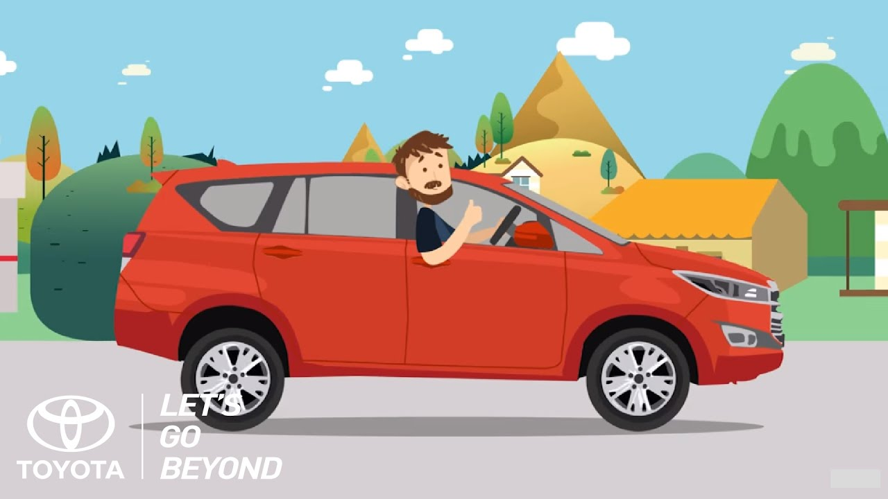 Tips Aman Dan Nyaman Mengendarai Mobil Saat Mudik Nasmoco Toyota Gombel Semarang