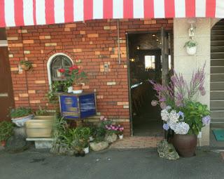 赤レンガ喫茶店