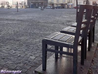cracovia piazza eroi ghetto