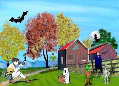 Manualidades para celebrar Halloween con tus hijos