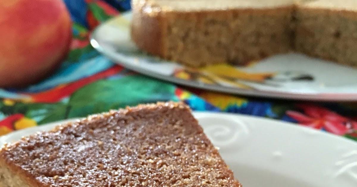 Sweet kwisine le g teau aux amandes et la cannelle sans oeuf et sans beurre - Gateau sans oeuf et sans beurre ...