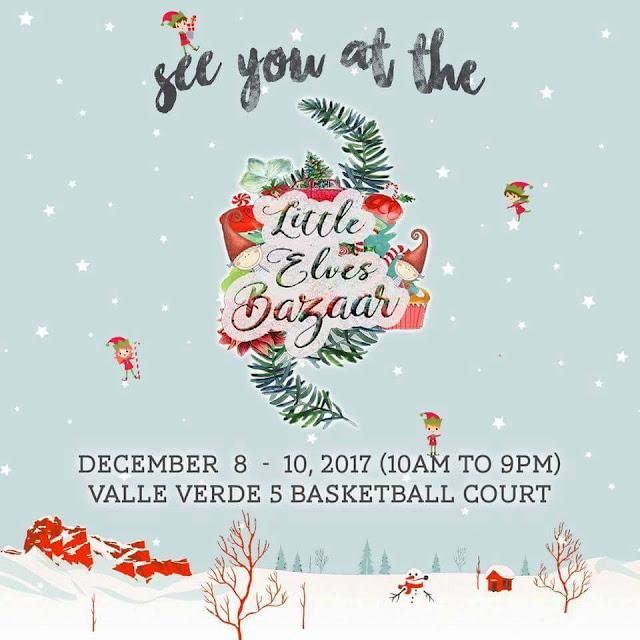 Little Elves Bazaar brings merry for 3 days