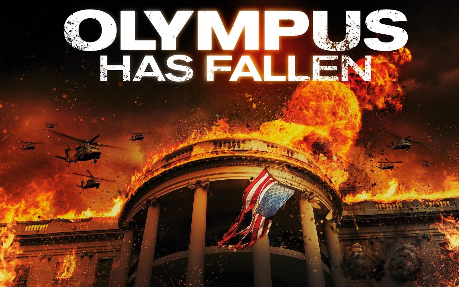 Moviemaniac2u Olympus Has Fallen 2013 Film