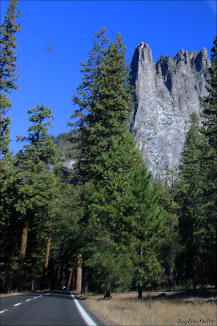 Sentinel Rock, Yosemite.