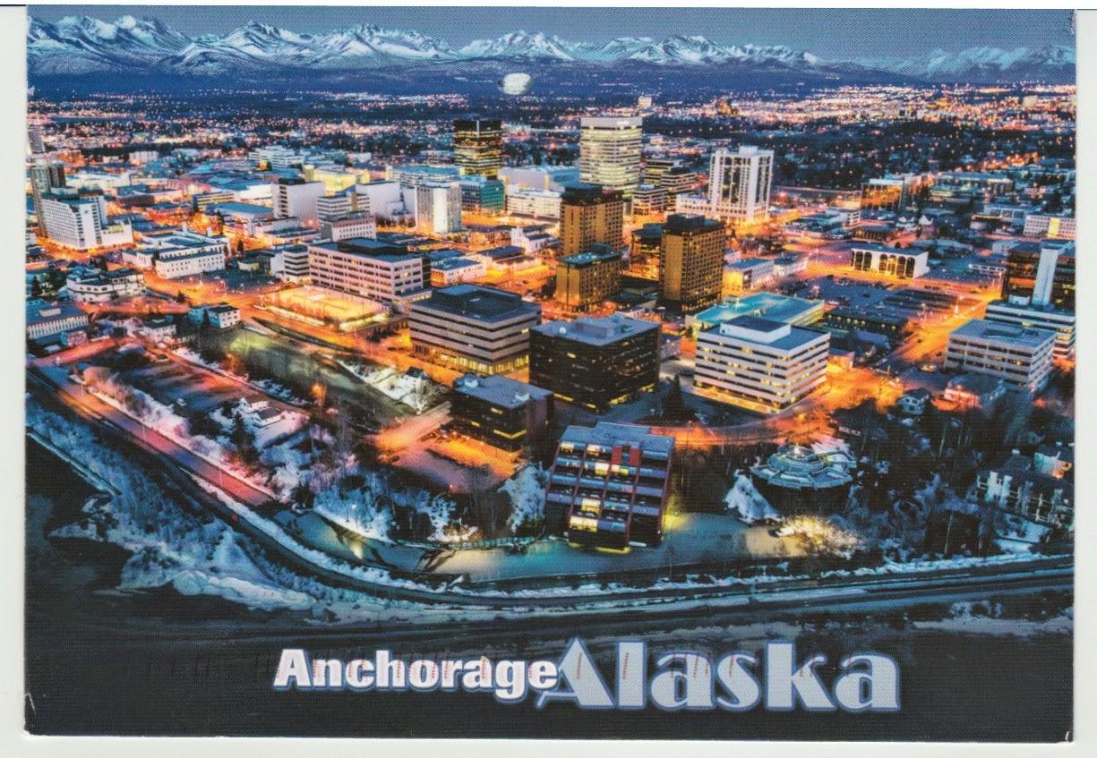 The Pstcrd Blog Usa Anchorage Alaska