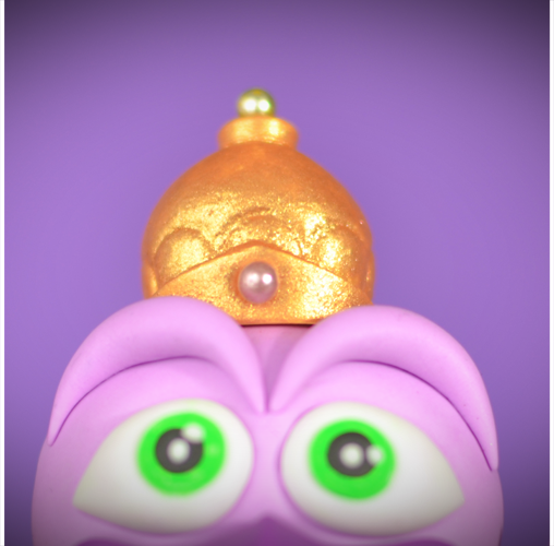 Cupcakes « Dieux-Animaux Hindous » - Garuda