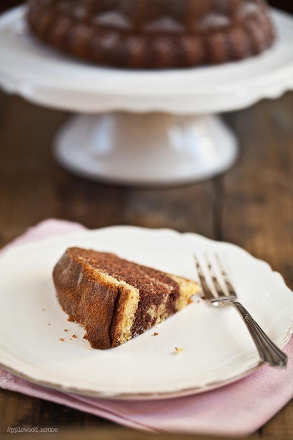Marmorkuchen super lecker der Allerbeste