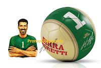 Logo Birra Moretti ti regala un pallone Birra Moretti firmato da Gigi Buffon : premio certo!