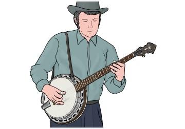 5弦バンジョー