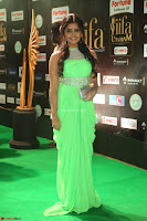 Anupama Parameshwaran cute beauty in Neon Green gown at IIFA Utsavam Awards 2017  Day 2  HD Exclusive 08.JPG