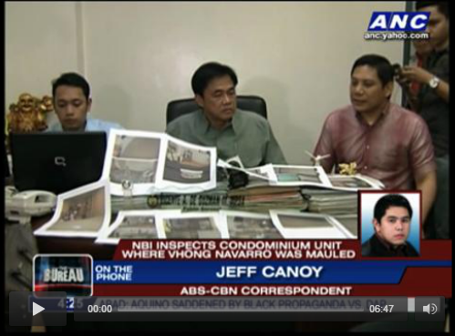 NBI Finds No Damage to Deniece's Condo Contrary with Cedric Lee Statements