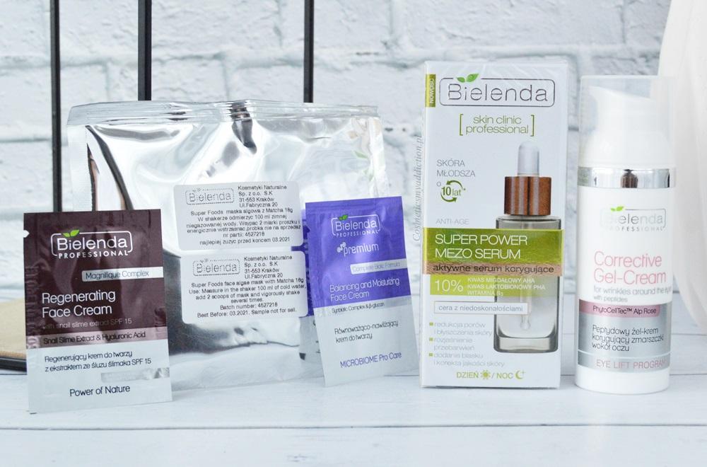 zakupy targi kosmetyczne uroda w gdańsku - bielenda professional