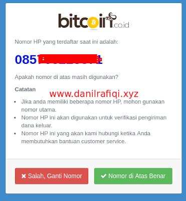 Cara Membuat Bitcoin Address di bitcoin.co.id