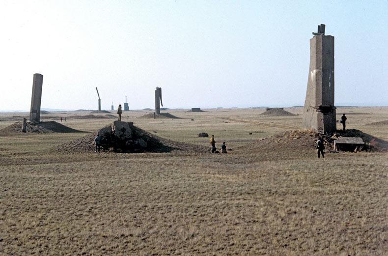 Semipalatinsk, un sitio de pruebas nucleares | Kazajstan