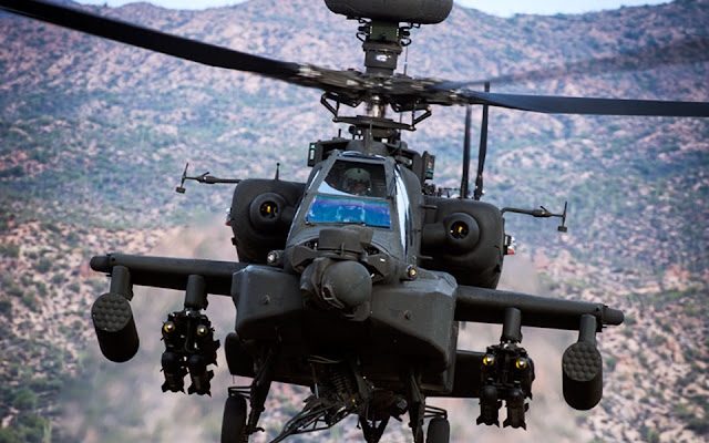BOEING AND US ARMY SIGN A CONTRACT FOR 268 APACHE HELICOPTERS
