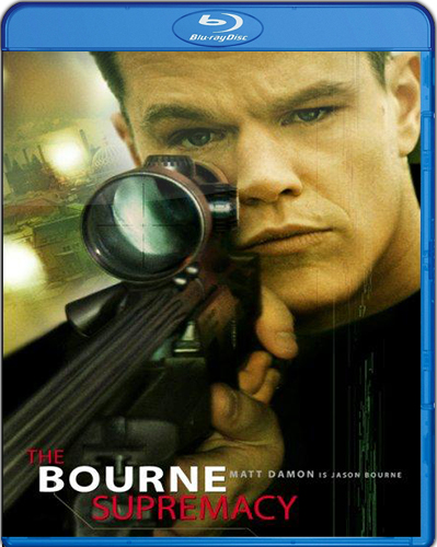 The Bourne Supremacy [2004] [BD25] [Latino]