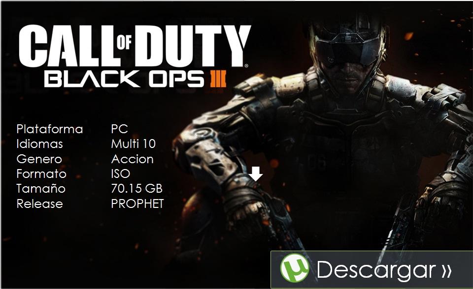 call of duty black ops 2 pc descargar