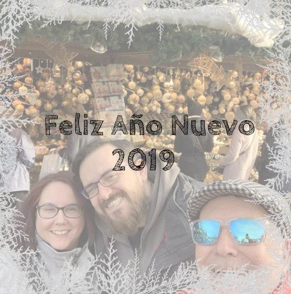 Feliz Año Nuevo 2019: imagen principal
