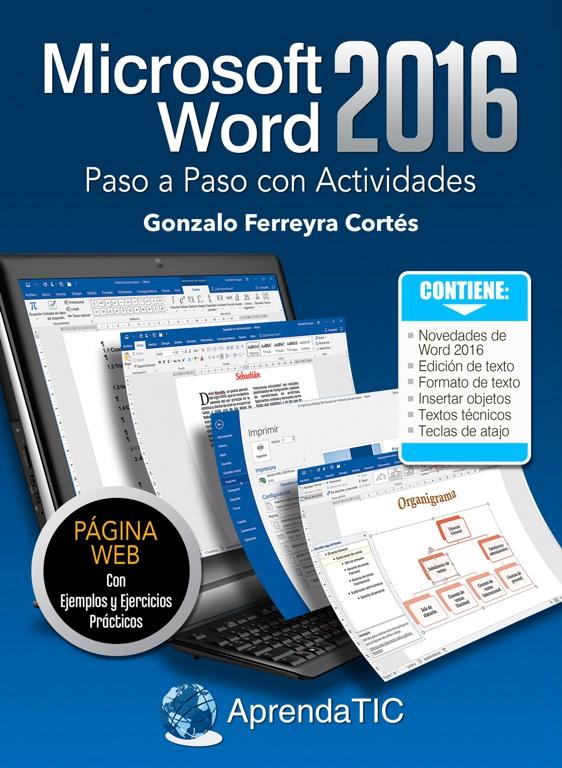 Microsoft Word 2016 Paso a Paso con Actividades