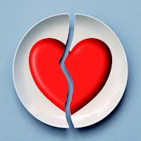 corazon roto por divorcio