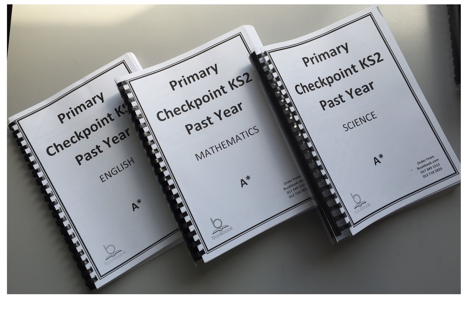 IGCSE Cambridge Year 6 Primary Checkpoint KS 2