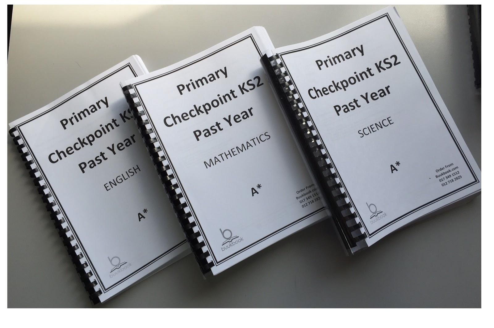 Igcse Cambridge Year 6 Primary Checkpoint Ks 2