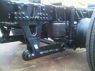 Air Suspension Mercedes Benz OH 1626