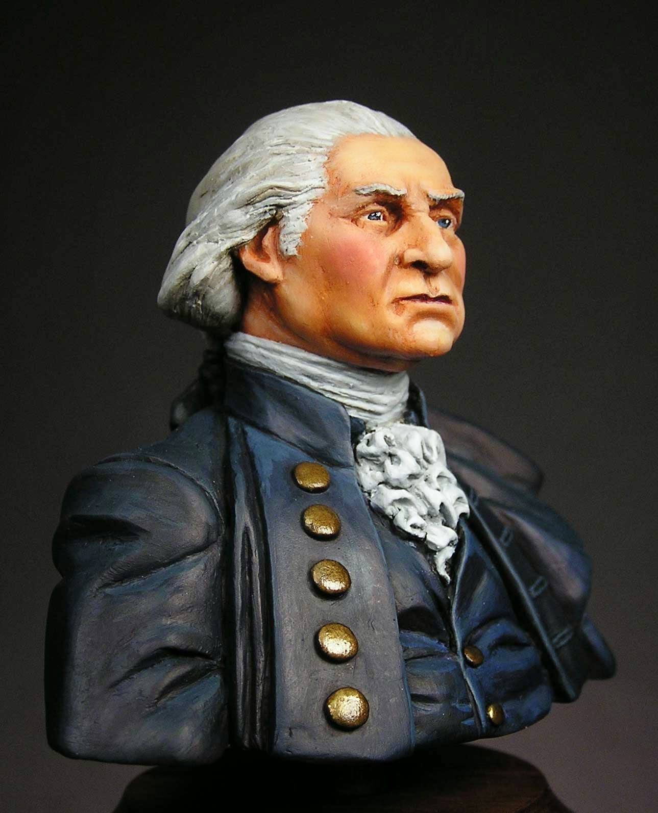 Figure It Out: President George Washington - Completed