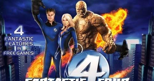 Free Fantastic Four Game