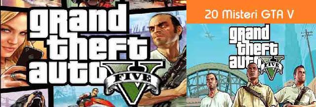 20 Misteri GTA V Berserta Lokasi dan Lengkap dengan Gambar