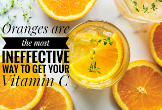 Vitamin C The Superhero Supplement