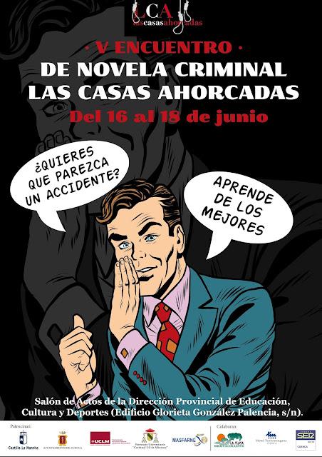 Programa del V Encuentro Criminal Las Casas Ahorcadas