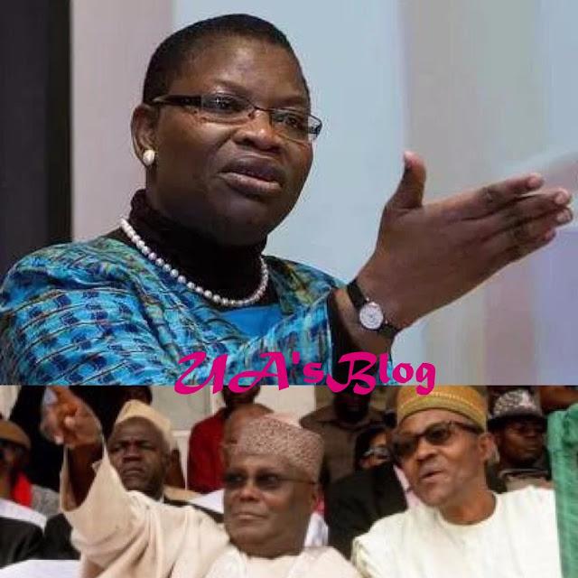 Atiku & Buhari Belong To The Class Of Failed Politicians – Oby Ezekwesili