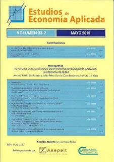 El futuro de los métodos cuantitativos en economía aplicada: la herencia de Klein