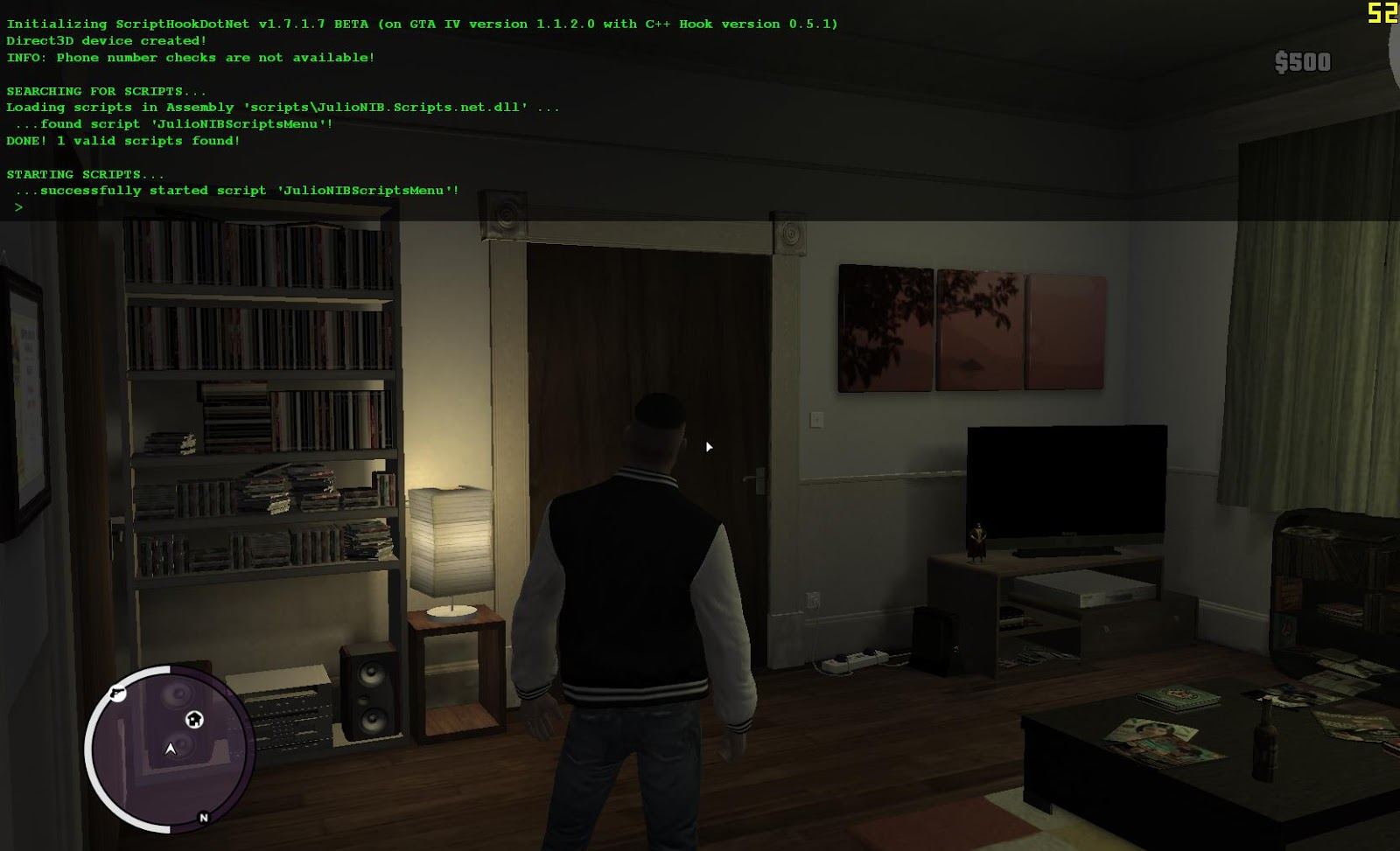 GTA X Scripting: July 2013