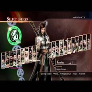 Download Dynasty Warriors 8 Xtreme Legends Game Setup