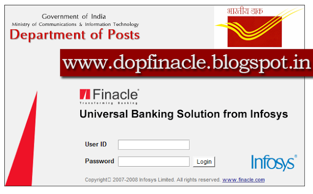 Image result for dop finacle