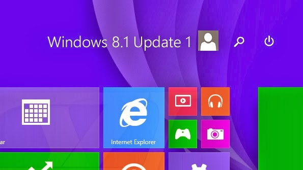 Windows 8.1 Update 1 Released - Download Link Available Here! 1