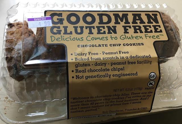 The Gluten DairyFree Review Blog Goodman Gluten Free