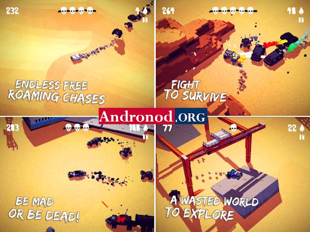 Fury Roads Survivor v2.0.1 Mod Apk Terbaru